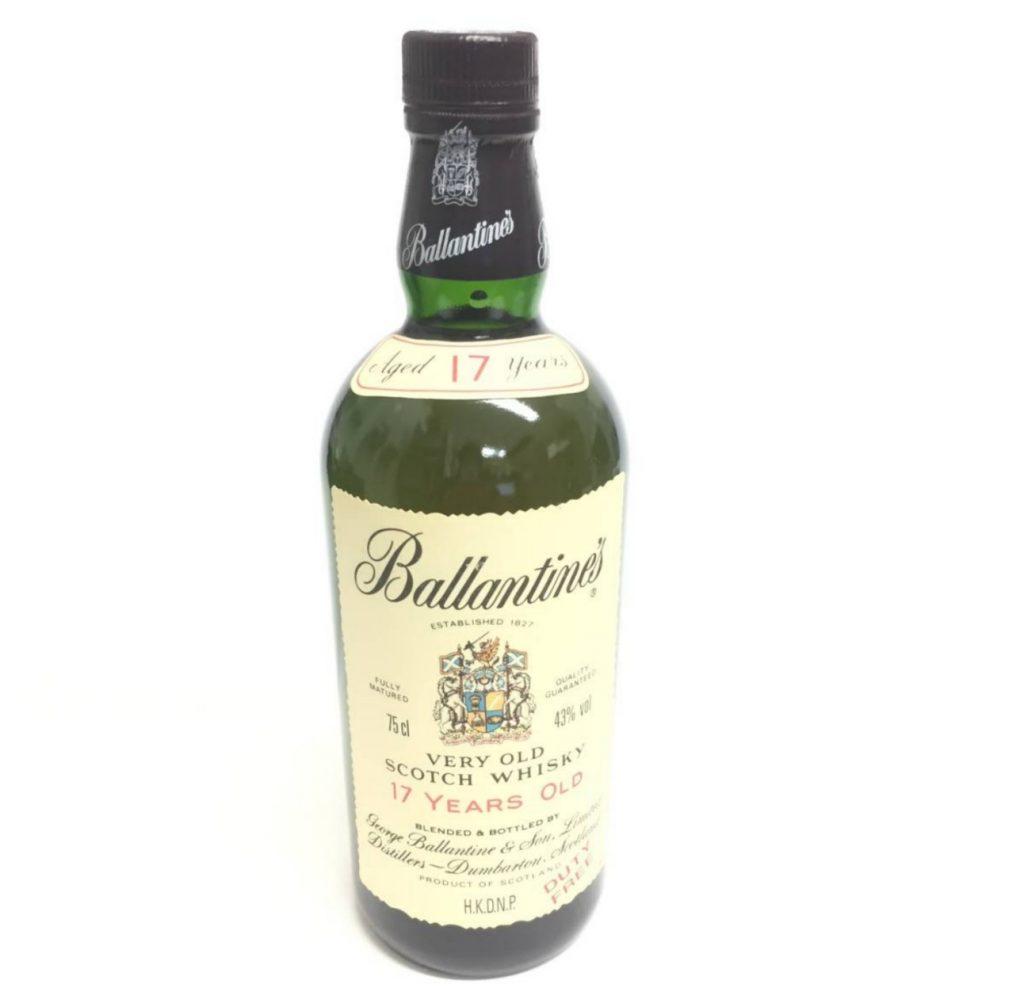 Ballantine's17年