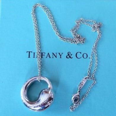 TIFFANY&Co. ティファニーエターナルサークルネックレス