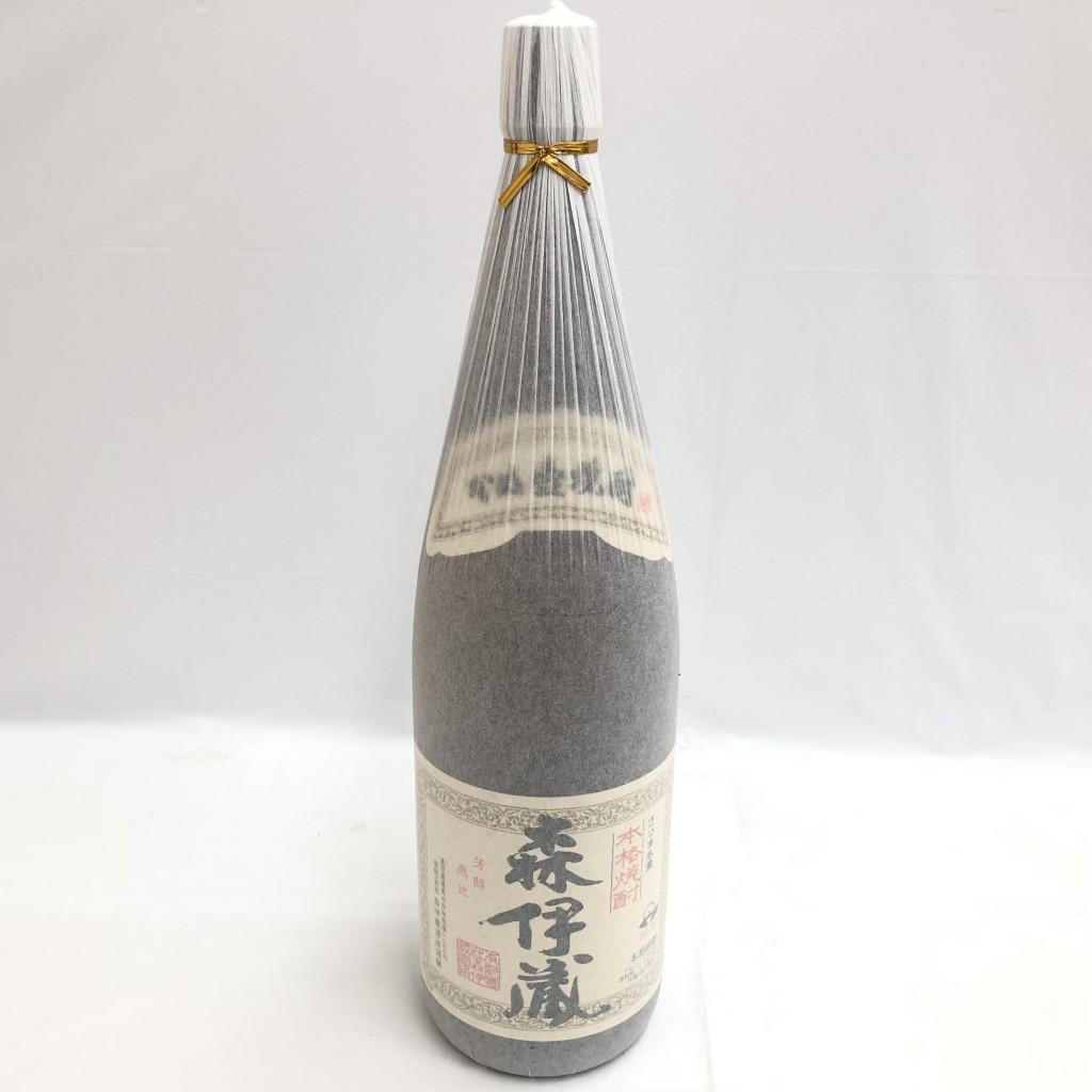 さつま名産 本格焼酎 森伊蔵 1800ml 25%