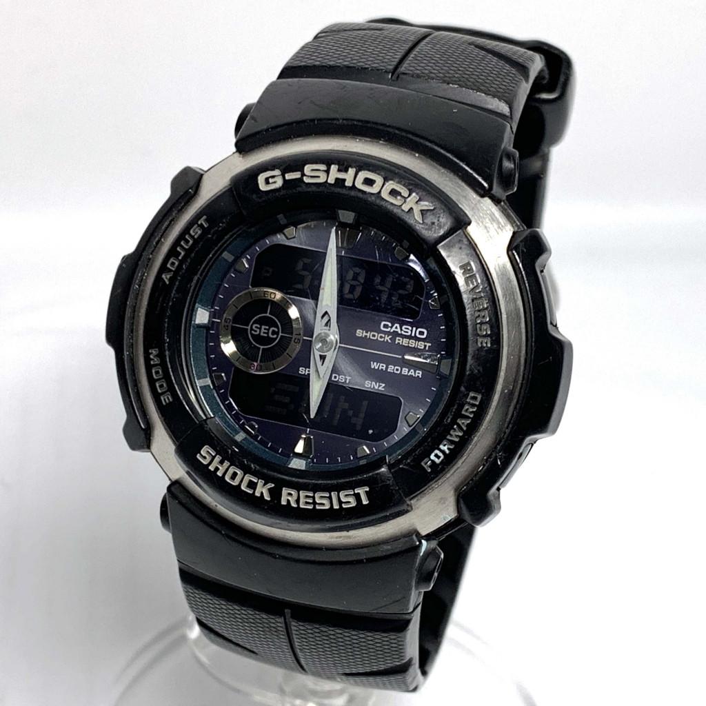CASIO G-SHOCK SHOCK RESIST G300