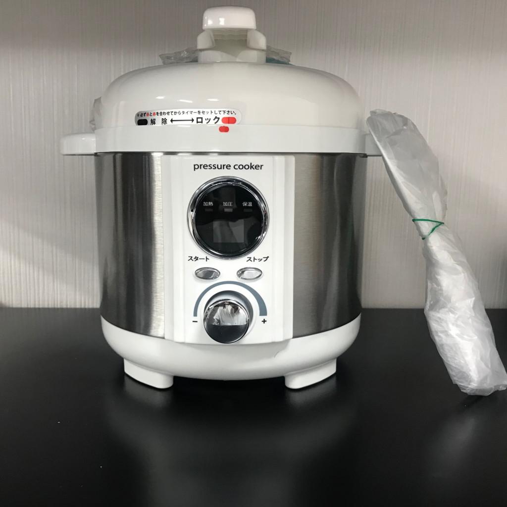 電気圧力鍋 LPC-T12W/T