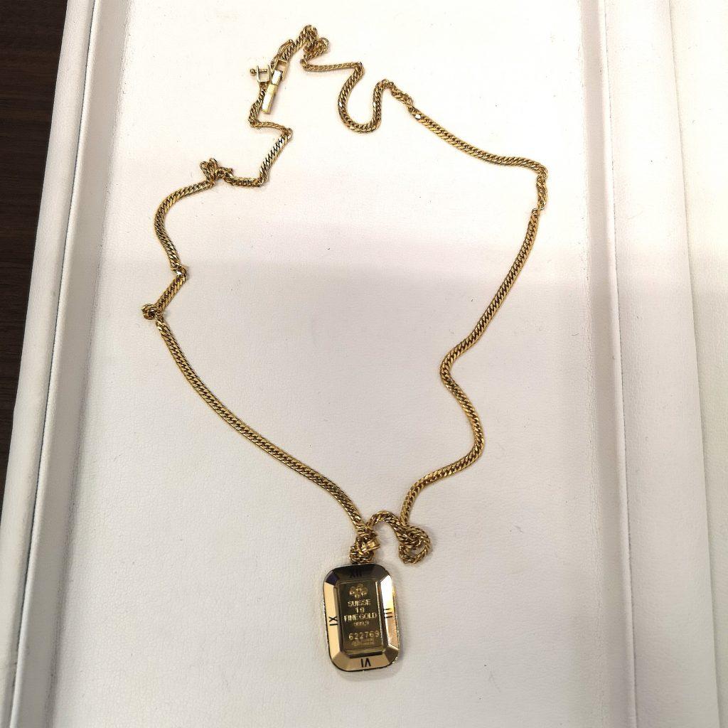 K18 K24 ネックレス ペンダントトップ メンズジュエリー アクセサリー 宝飾品 金 金製品 貴金属 ファッション