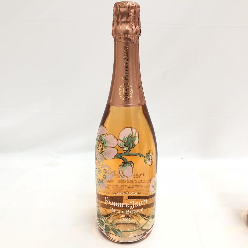 PERRIER JOUET(ペリエ ジュエ) BELLE EPOQUE ROSE(ベル エポック ロゼ) 2006 750ml 12.5%