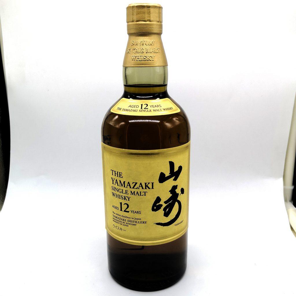 未開封 山崎12年 プレミア酒 本体のみ ウィスキー シングルモルト