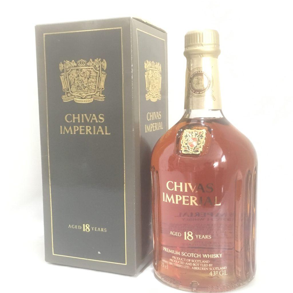 CHIVAS IMPERIAL 18年 750ml 43%