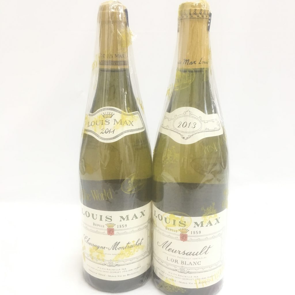 果実酒 ワイン LOUIS MAX(ルイ・マックス) 2011/2013 750ml 13% 2点セット