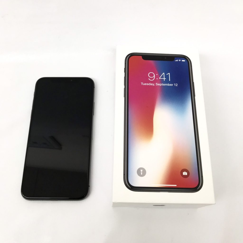 iPhoneX 64GB SIMフリー