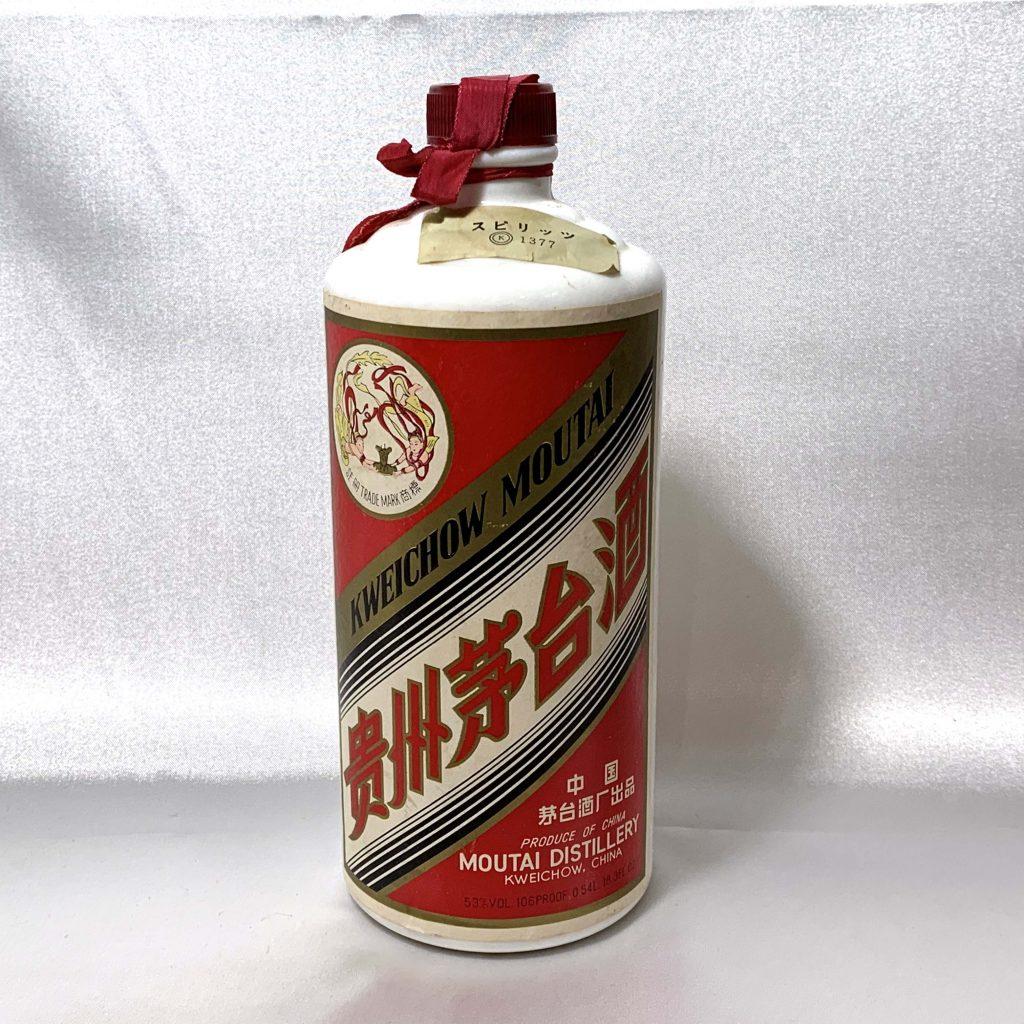 貴州茅台酒 天女ラベル 540ml 53%