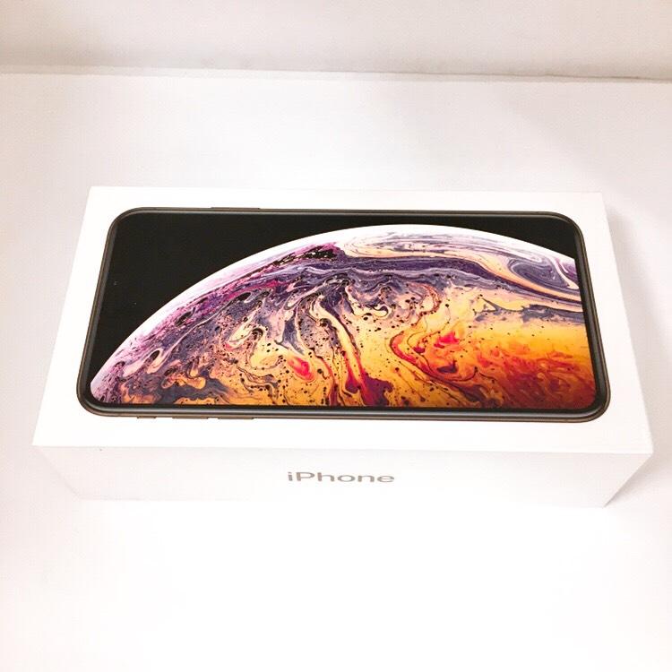 iPhoneXS MAX 256GB SIMフリー