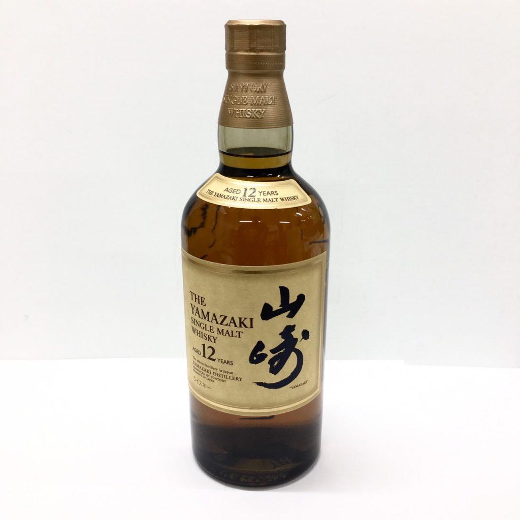 山崎 12年 ウイスキー