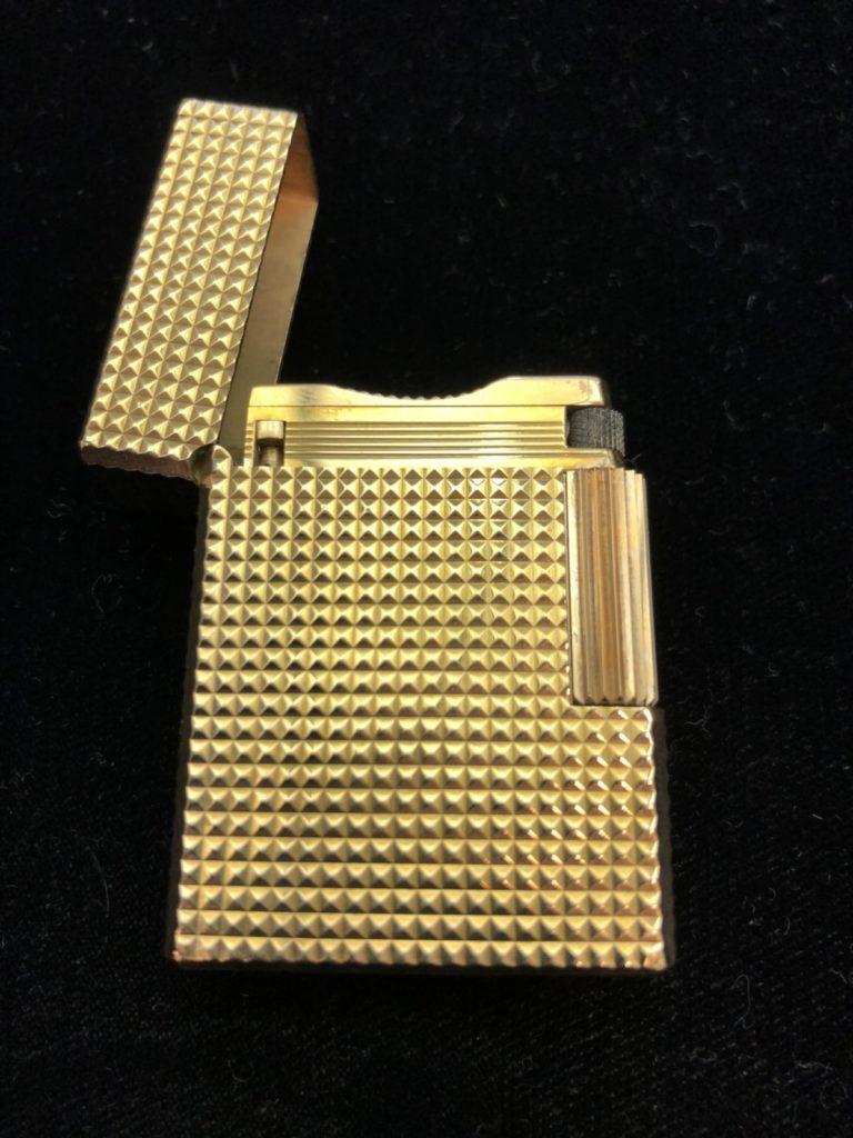 wholesale dealer 48c38 1cb69 S.T. Dupont デュポンガスライター   宝石買取のさすがや