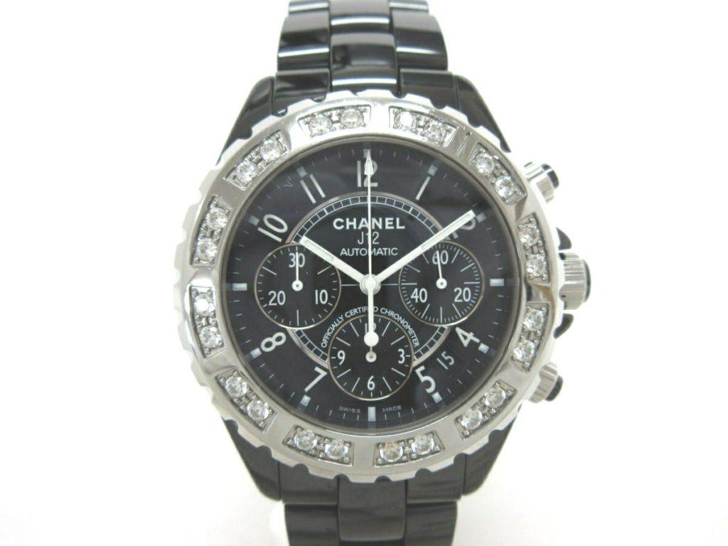 シャネル腕時計J12