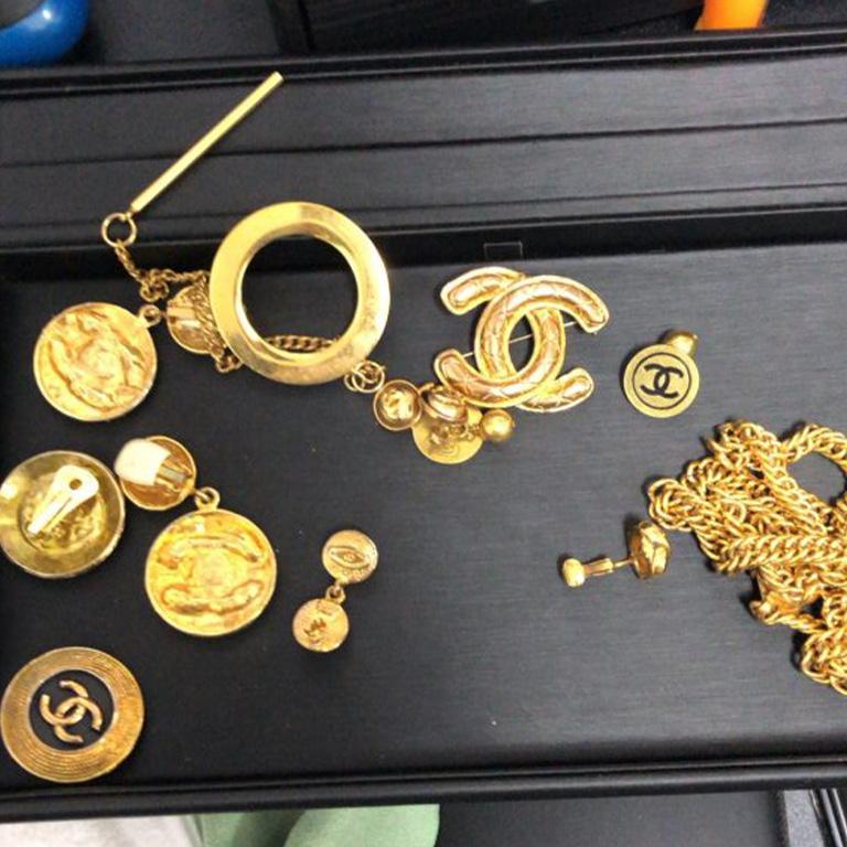 ce791d74f11f シャネルのイヤリング・ピアス、アクセサリー | 宝石買取のさすがや