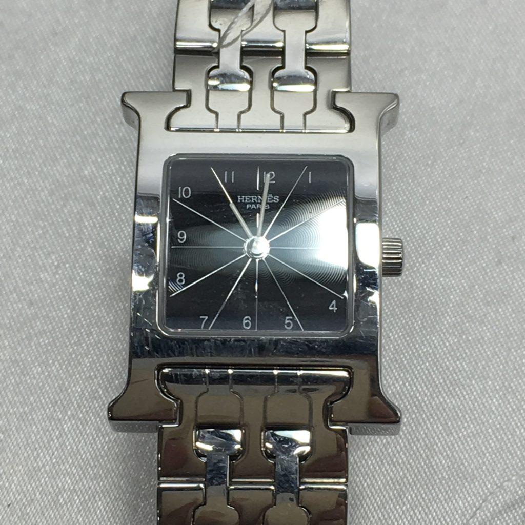 Hermes レディース クォーツ腕時計(宅配買取)