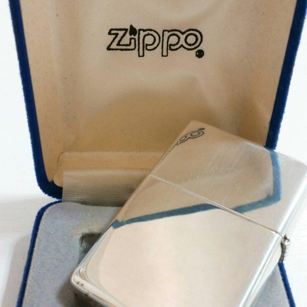 ZIPPO スターリングシルバー