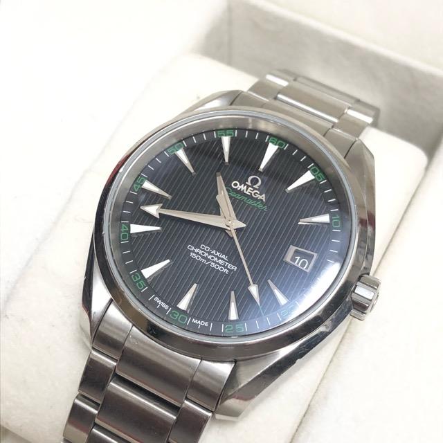 オメガシーマスター腕時計
