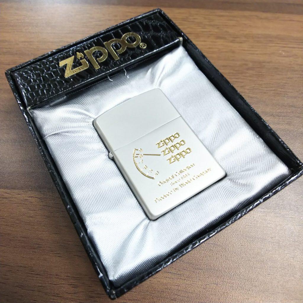 未使用ZIPPO