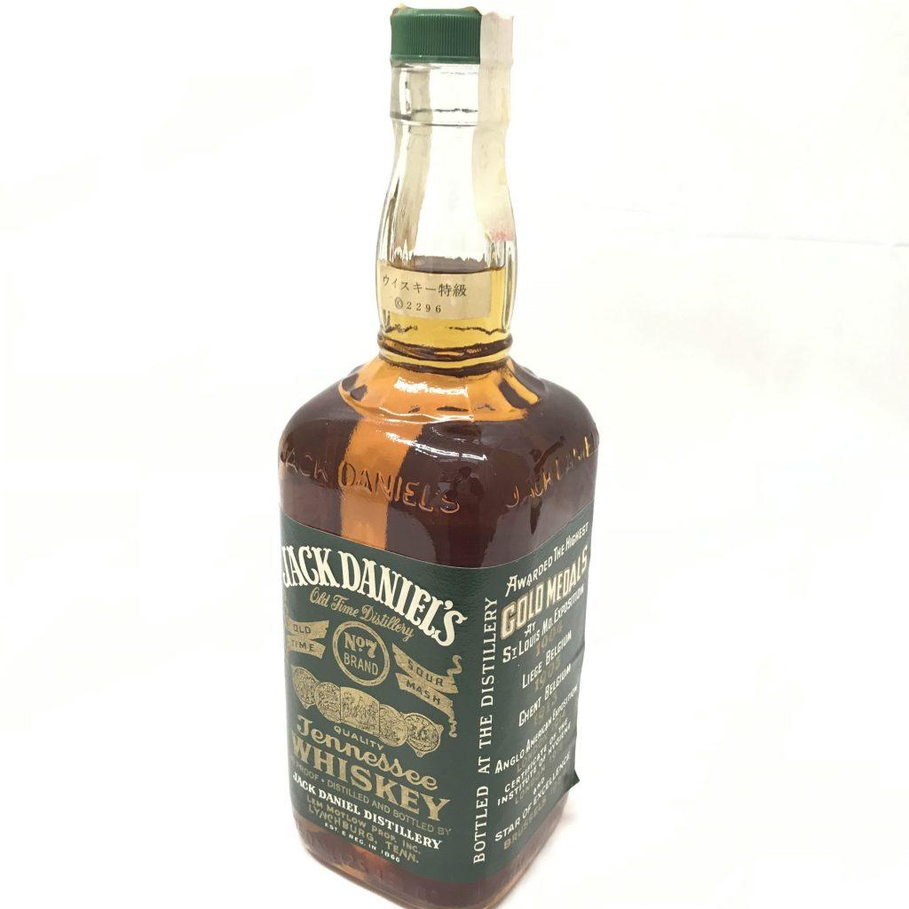 JACK DANIEL'S(ジャックダニエル) No.7 グリーンラベル ウイスキー