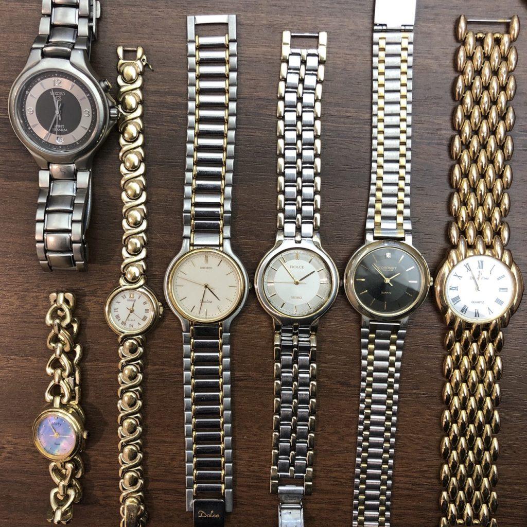 腕時計 おまとめ