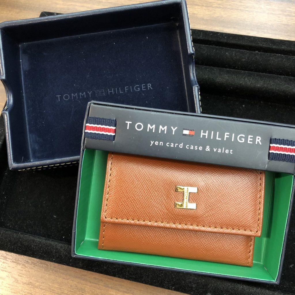 TOMMY HILFIGER 6連キーケース