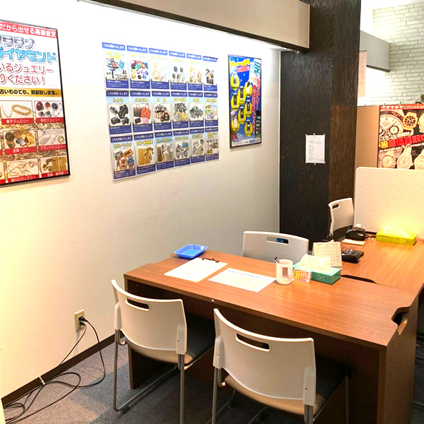 さすがや旭川駅前店の内観画像1