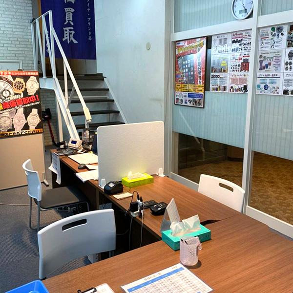 さすがや旭川駅前店の内観画像3
