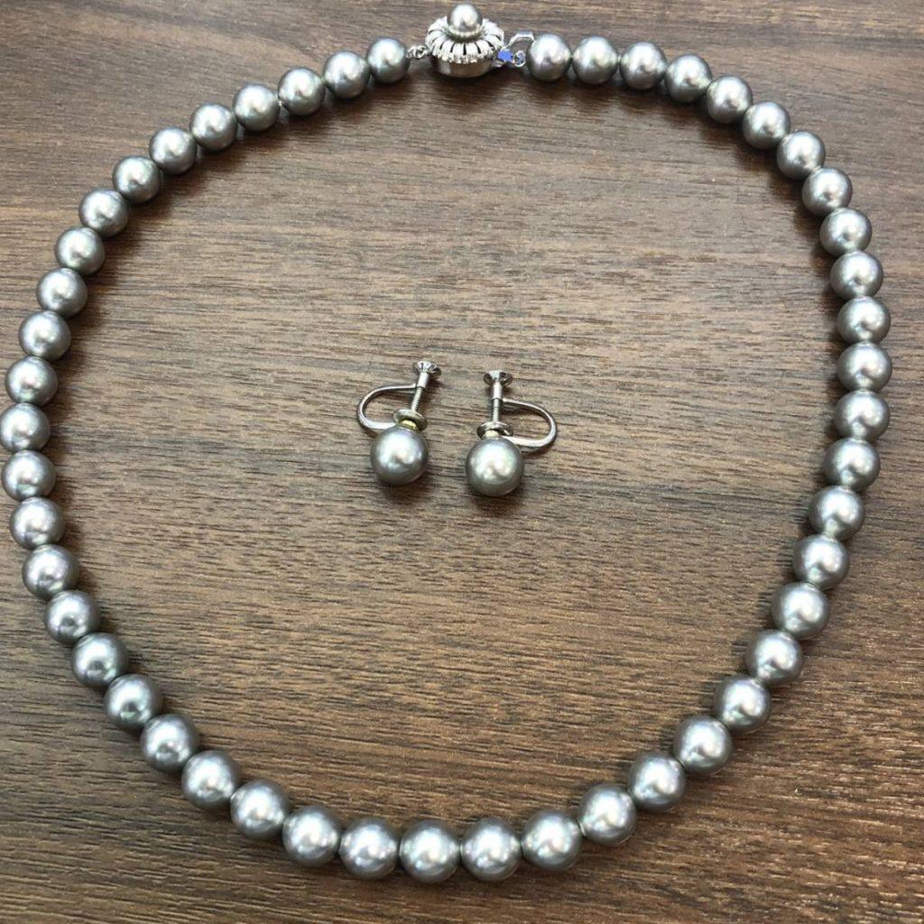 アコヤ本真珠 ネックレス