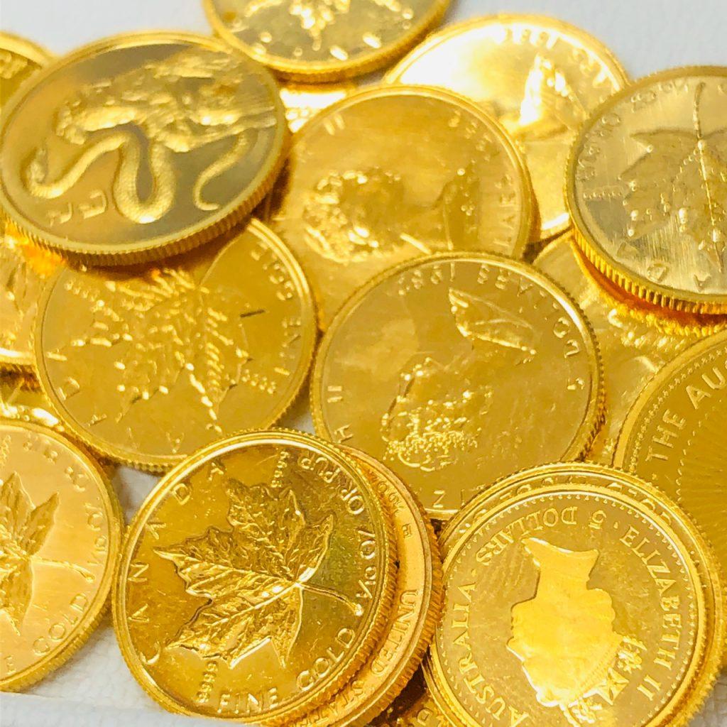 999.9 金貨 コイン