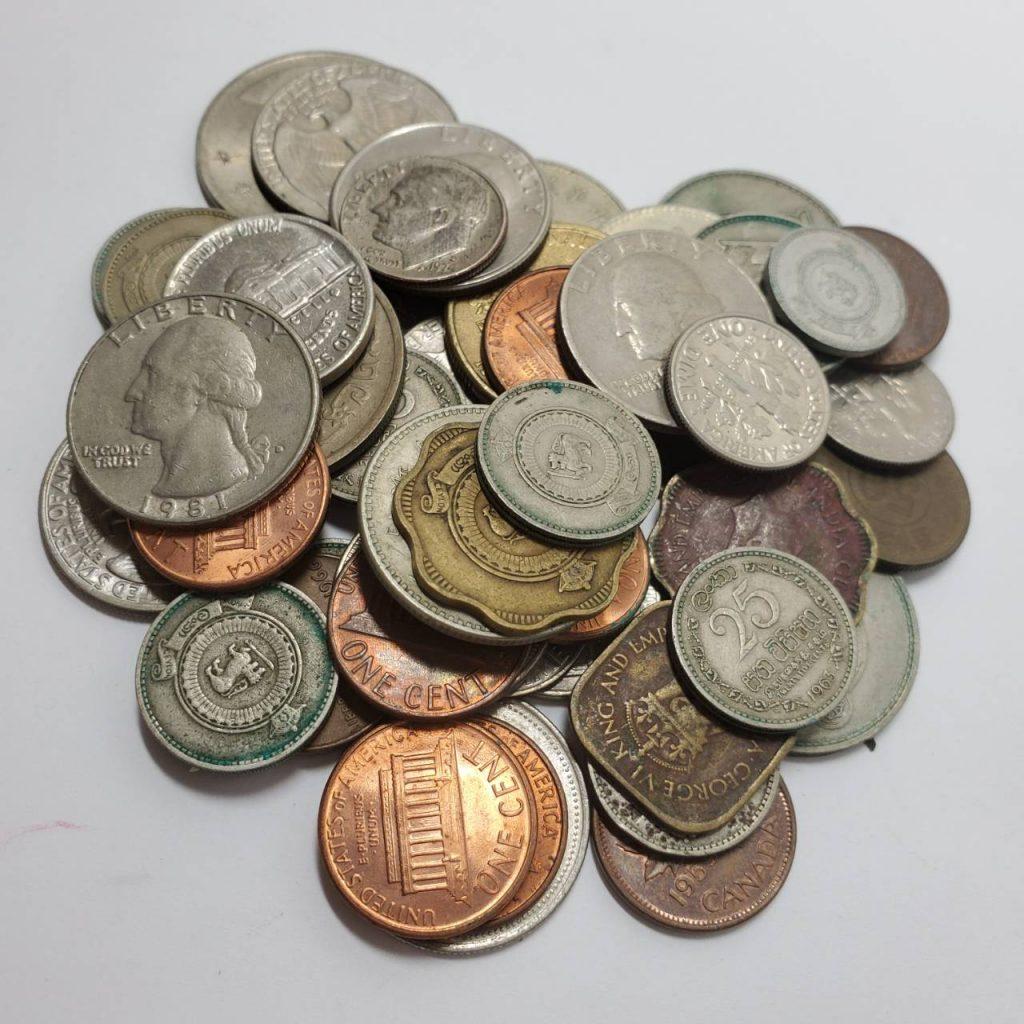 さすがや上越店 古銭 外国銭 おまとめ