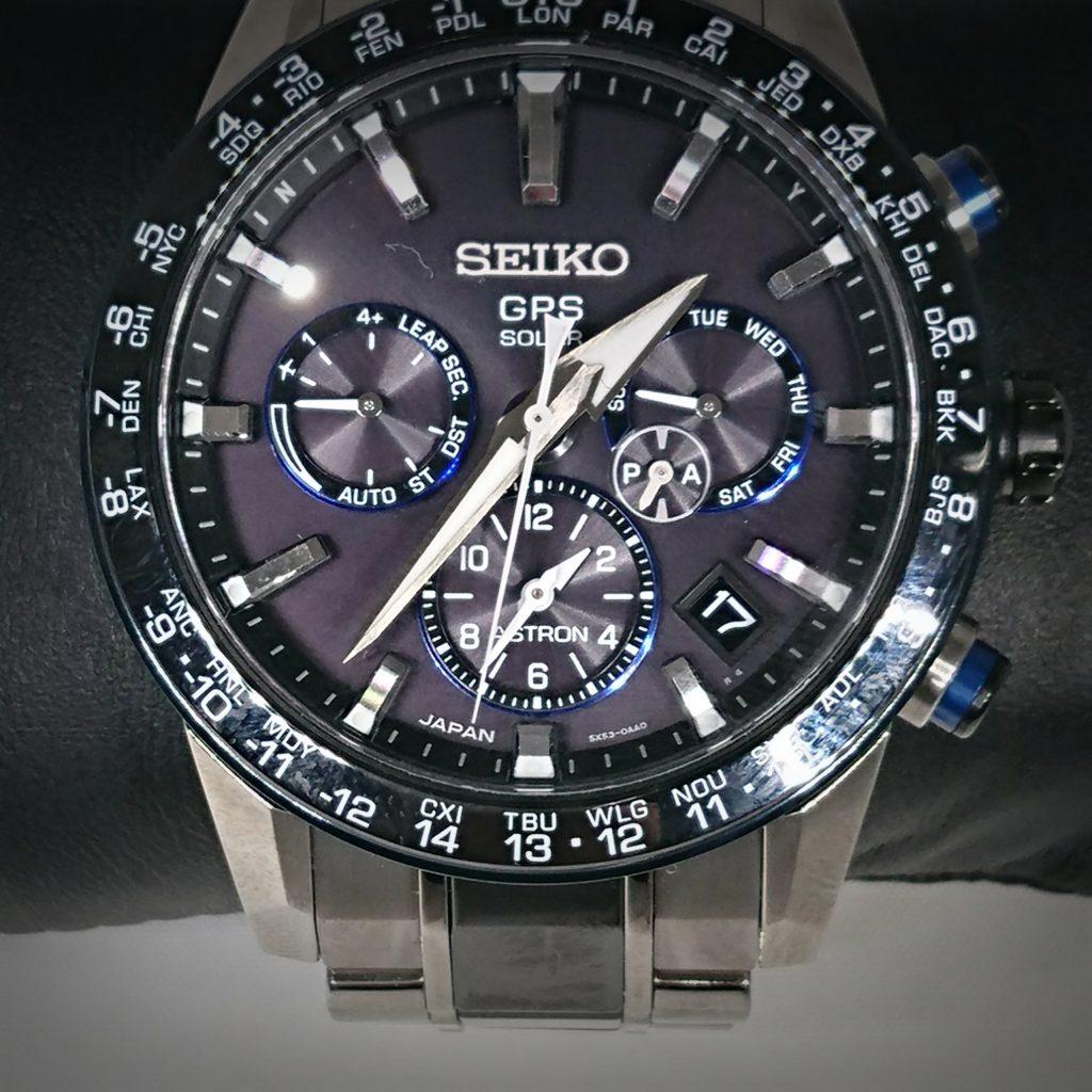 セイコー アストロン腕時計