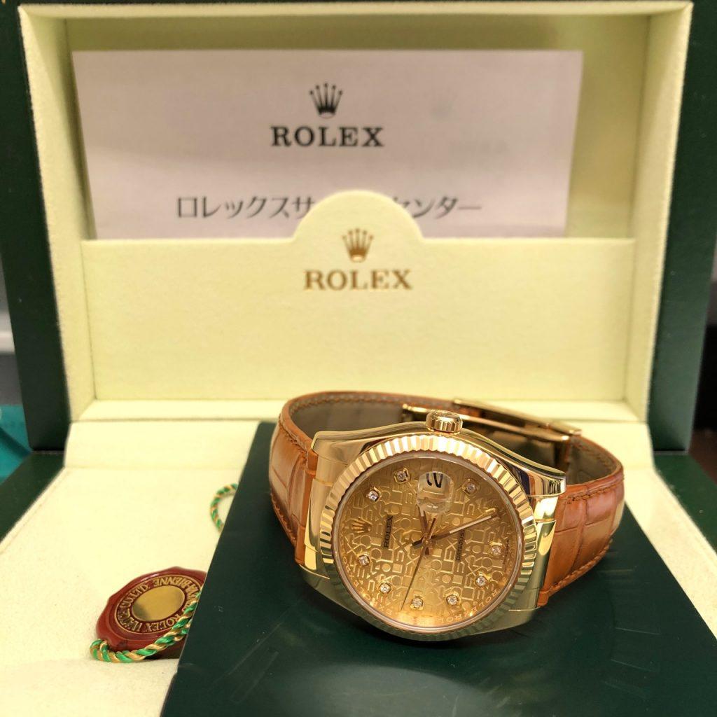 ROLEX ロレックス 116138 デイトジャスト