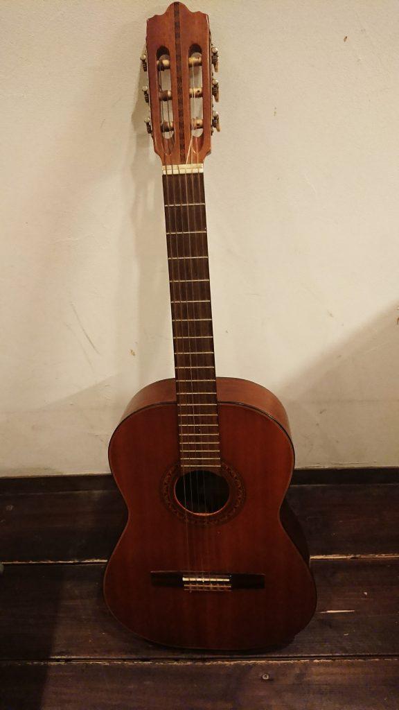 ゼンオン クラシックギター