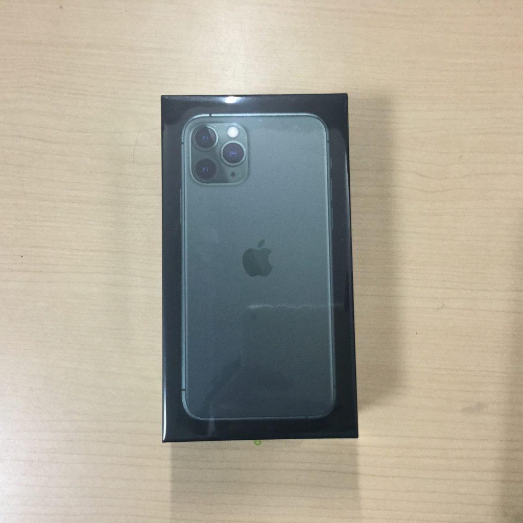 iPhone11 pro グリーン