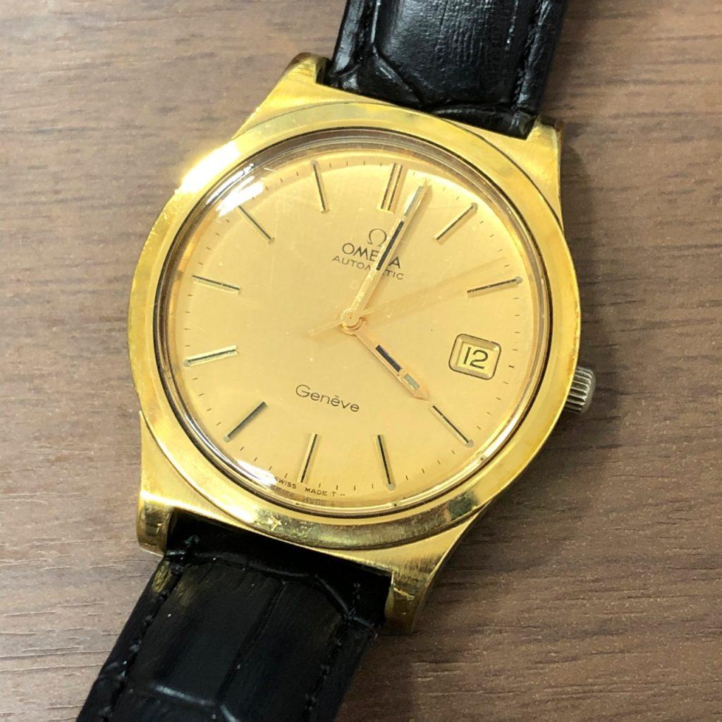 OMEGA オメガ 自動巻き 腕時計 さすがやMEGAドン・キホーテ長野店