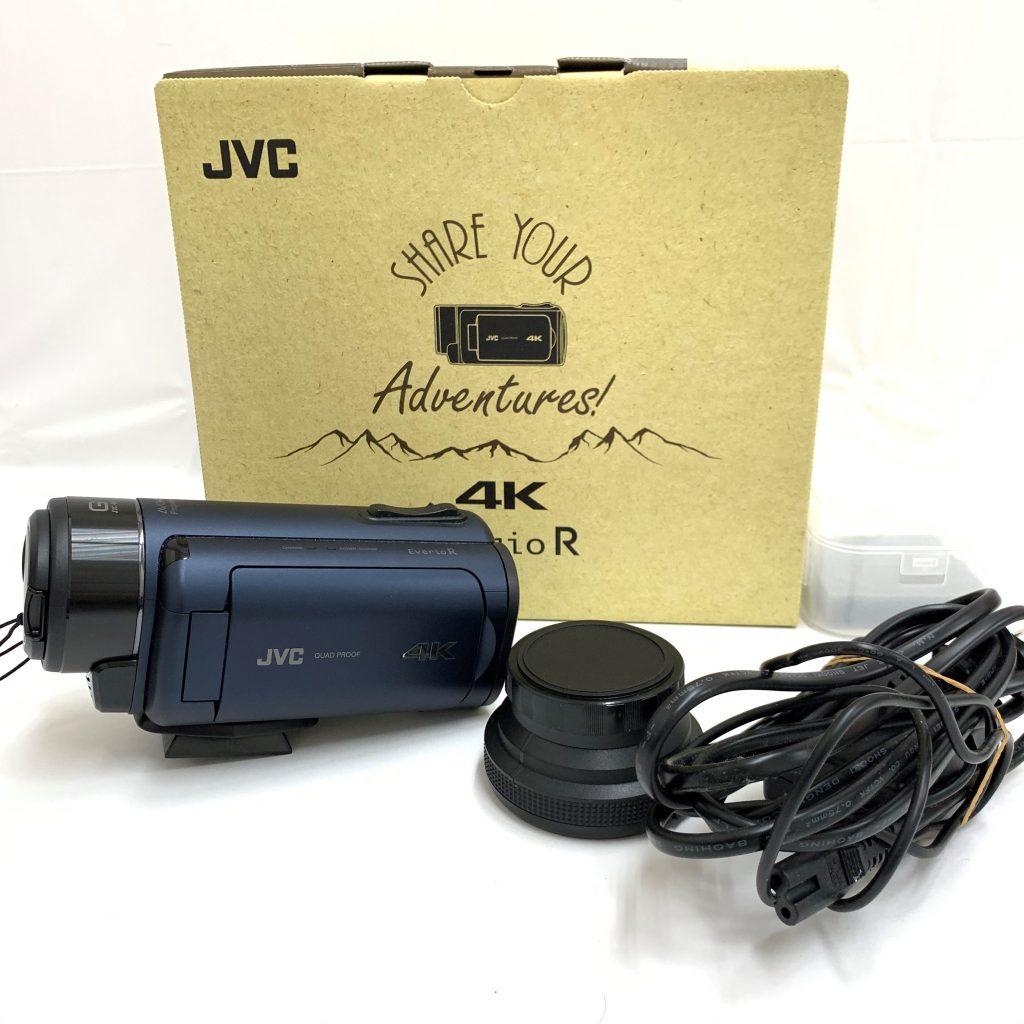 JVC KENWOOD 4K ビデオカメラ GZ-RY980-A