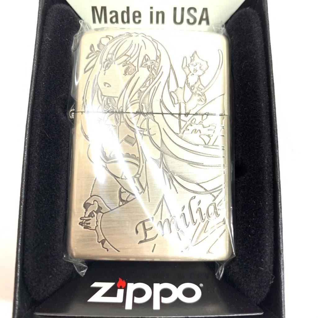 Re ゼロから始める異世界生活 ZIPPO