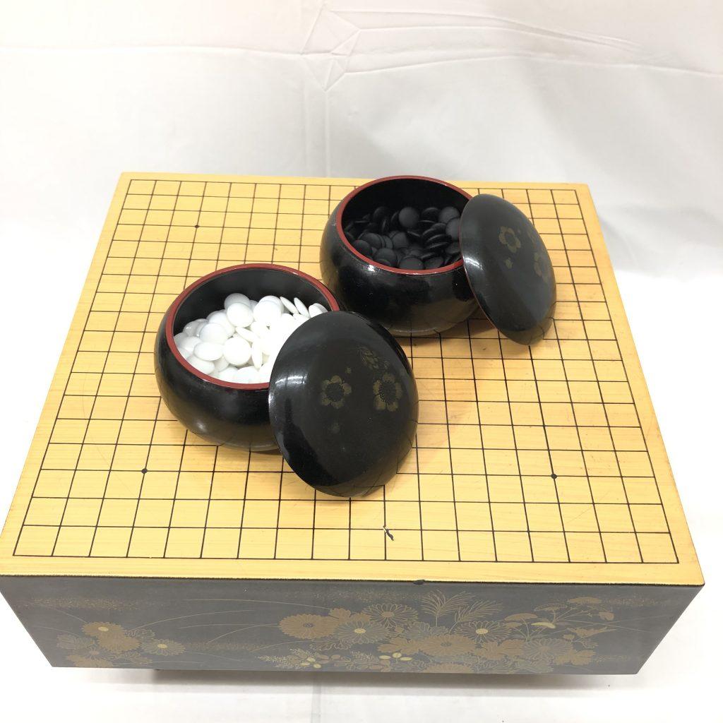 柳山 ミニ囲碁セット