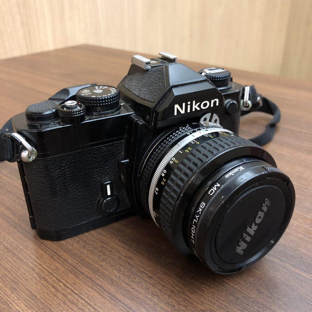 Nikon FM 一眼レフカメラ