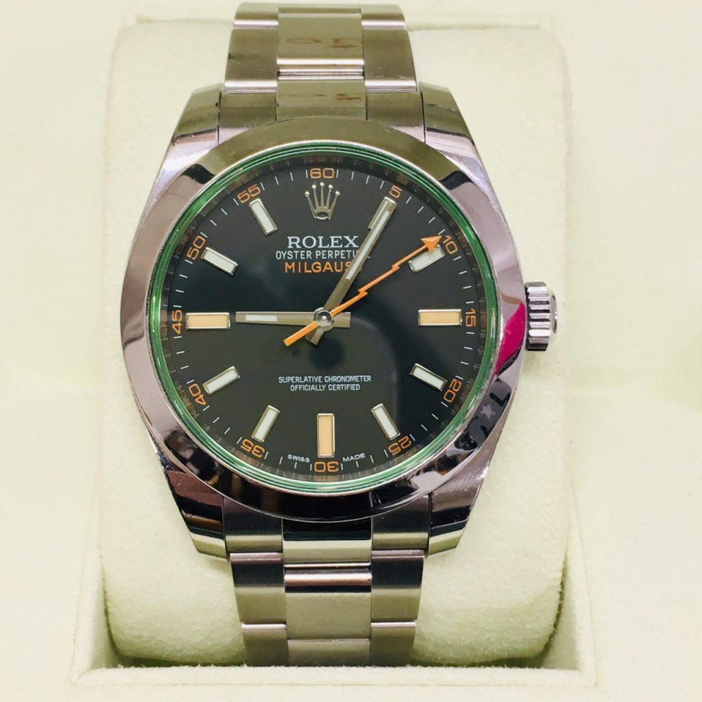 ロレックス ミルガウス 腕時計
