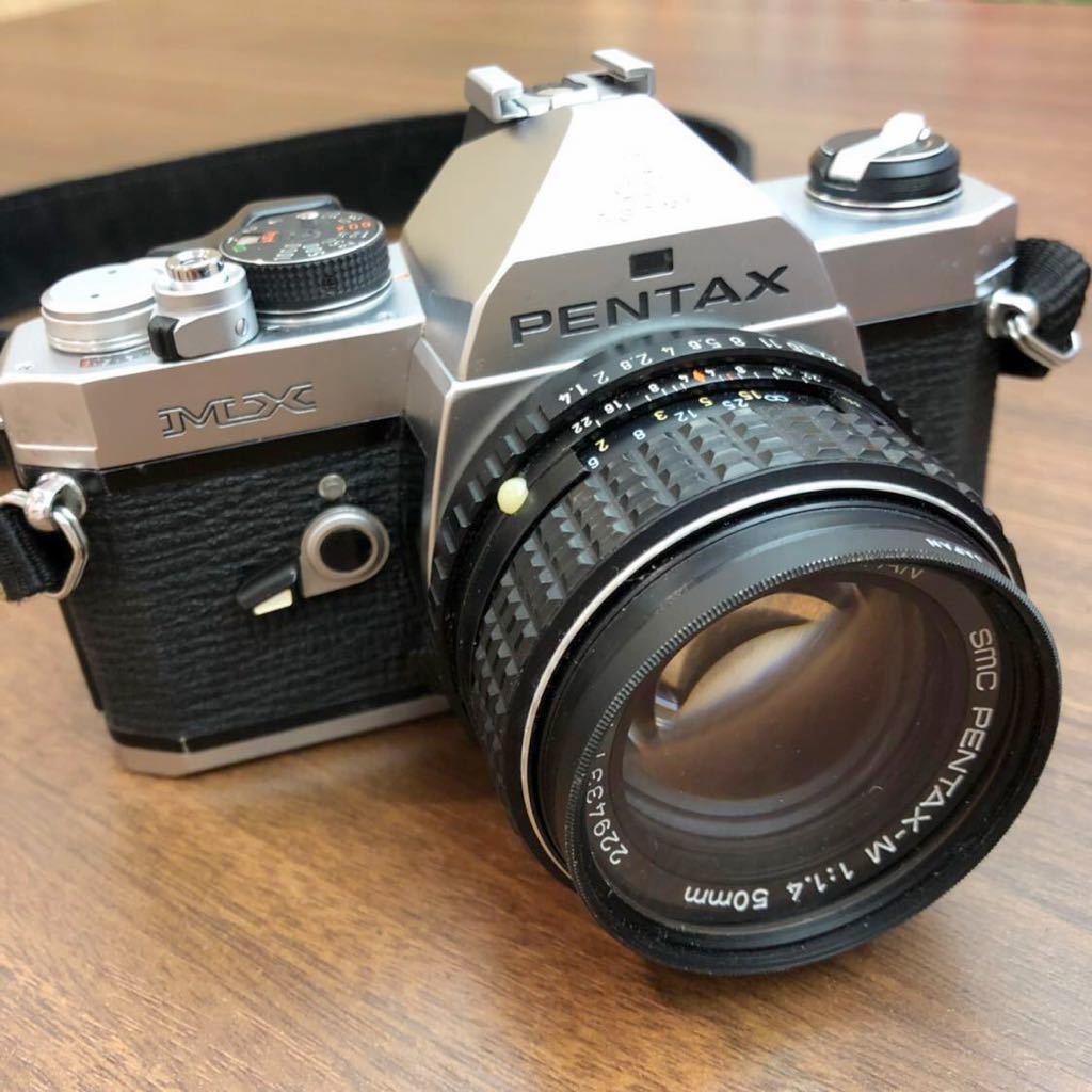 ASAHI PENTAX MX ペンタックス フィルムカメラ 35mm 一眼レフカメラ