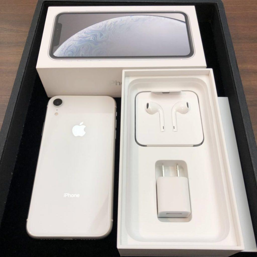 Apple iPhoneXR White 64GB A2106