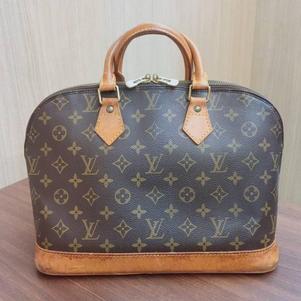 Louis Vuitton ルイヴィトン バッグ ハンドバッグ アルマ