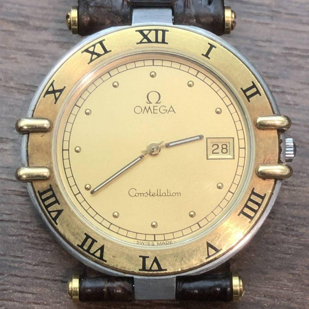 OMEGAオメガ コンステレーション クオーツ腕時計