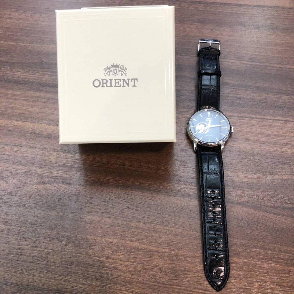 ORIENTオリエント メンズ腕時計