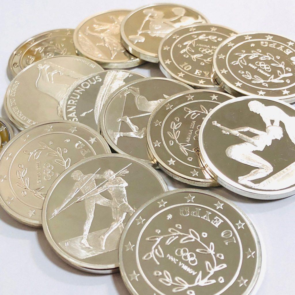 銀 記念メダルまとめ