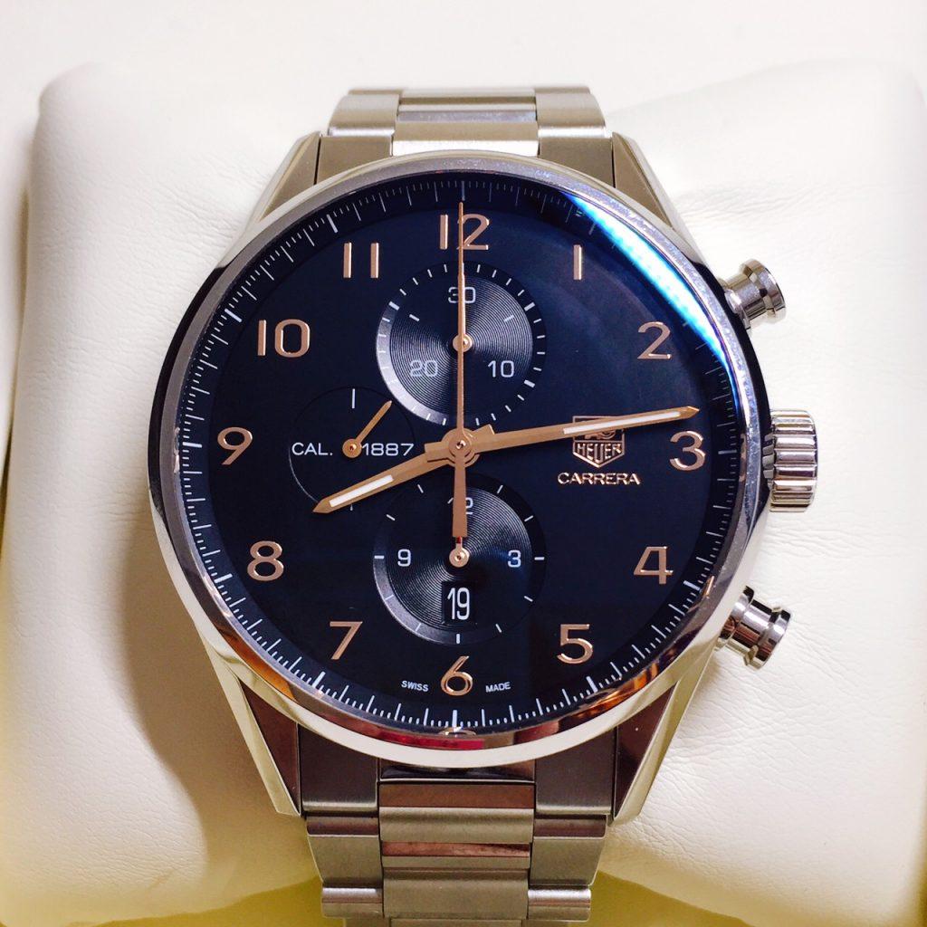 タグ・ホイヤー カレラ  メンズ 腕時計
