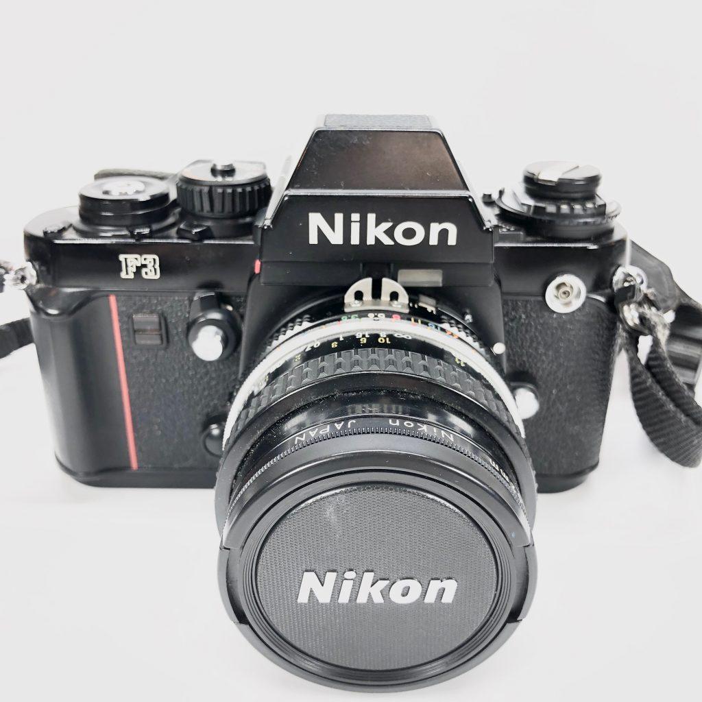 フィルムカメラ ニコンF3ボディ