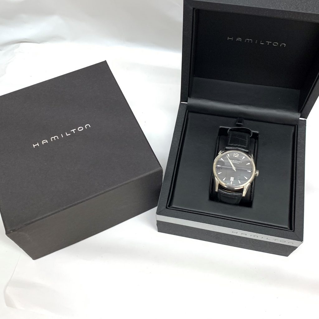 HAMILTON ハミルトン ジャズマスター H385150 自動巻 腕時計