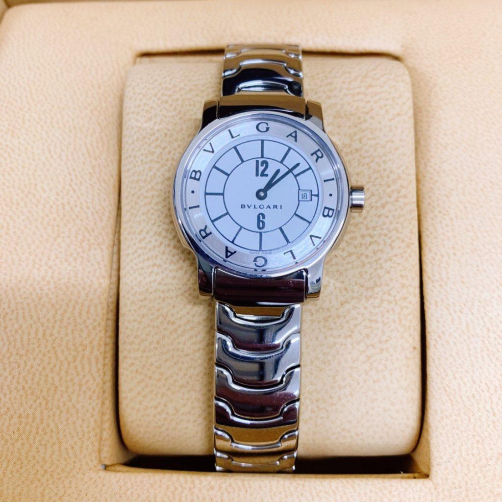 ブルガリ ソロテンポ腕時計
