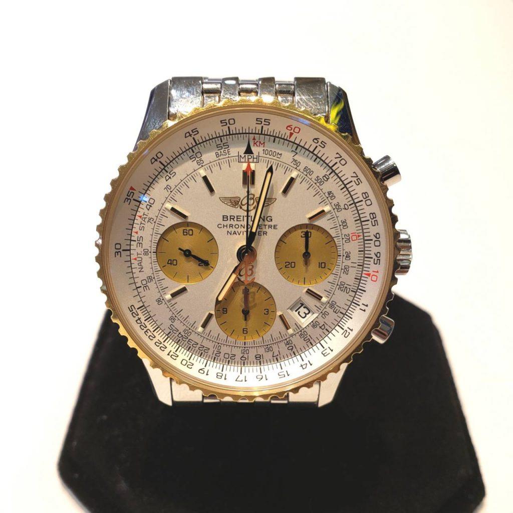 ブライトリング ナビタイマー A23322 メンズ腕時計